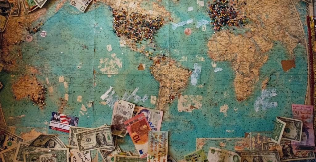 Vivendo nos Estados Unidos com três dólares por dia