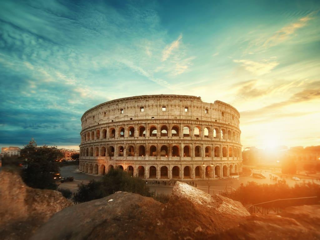 Informação de viagem para Roma