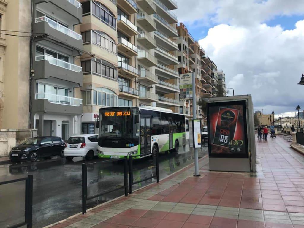 Como usar o transporte público durante sua viagem para Malta