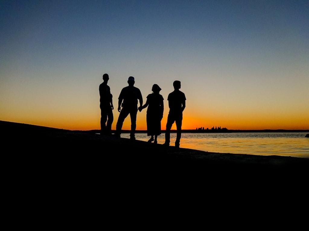 hacer-voluntariado-y-formar-una-familia