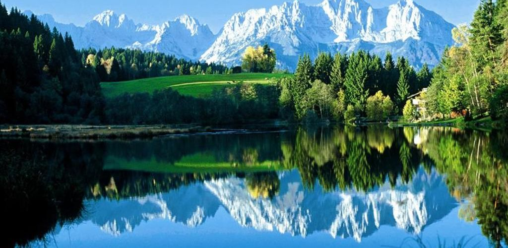 paisagem austríaca