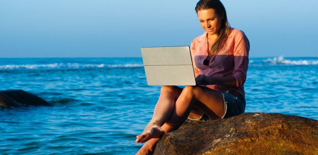 nomadismo digital é a solução para quem sonha em trabalhar viajando