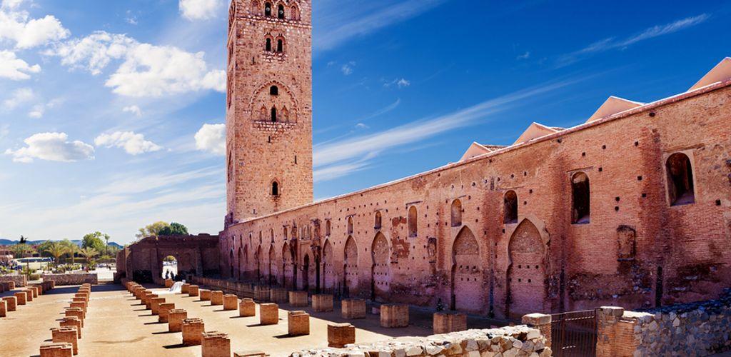 Monumento histórico e turístico de Marrakech