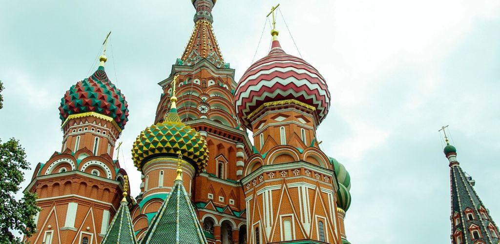 ponto turístico de Moscou