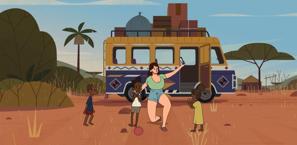 Turismo voluntário não é auto promoção