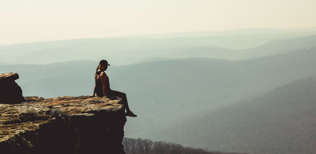 Pela aventura de viajar sozinha