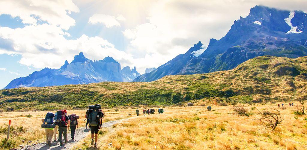 Viaje por sudamerica de mochilero y descubra un nuevo mundo