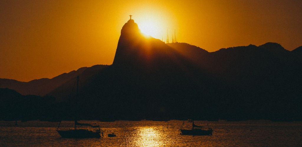 Viajando sola en Brasil