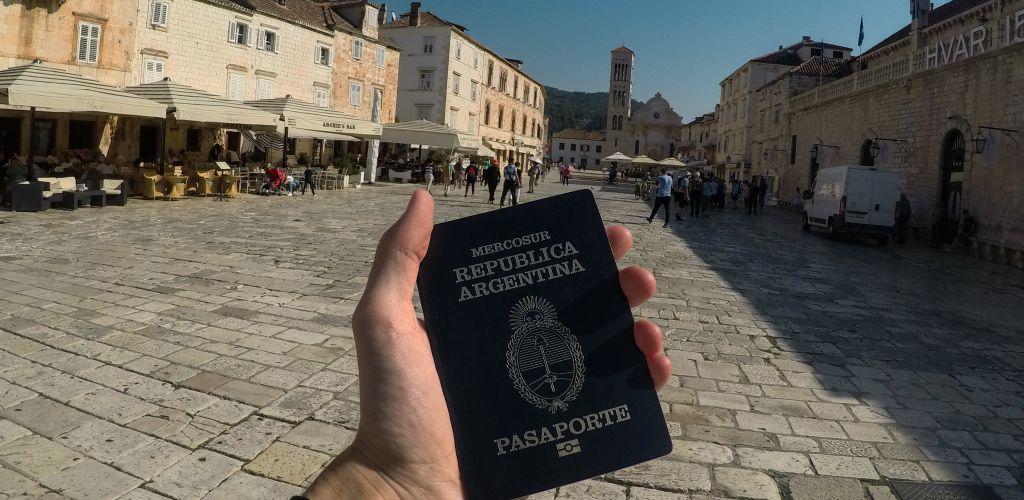 Planning a trip around Europe volunteering in hostels