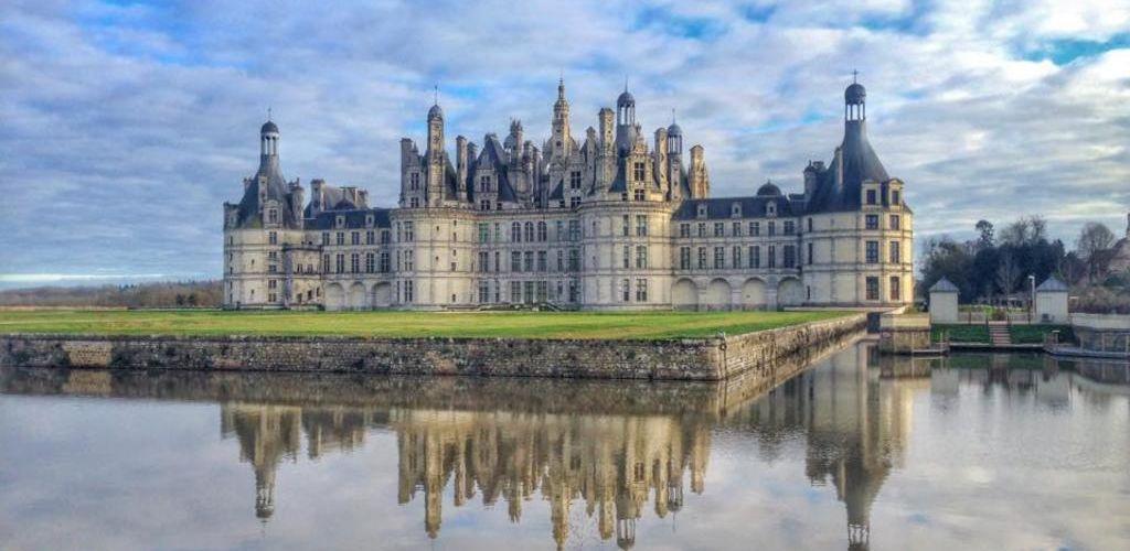 Mer, cidade do interior da França