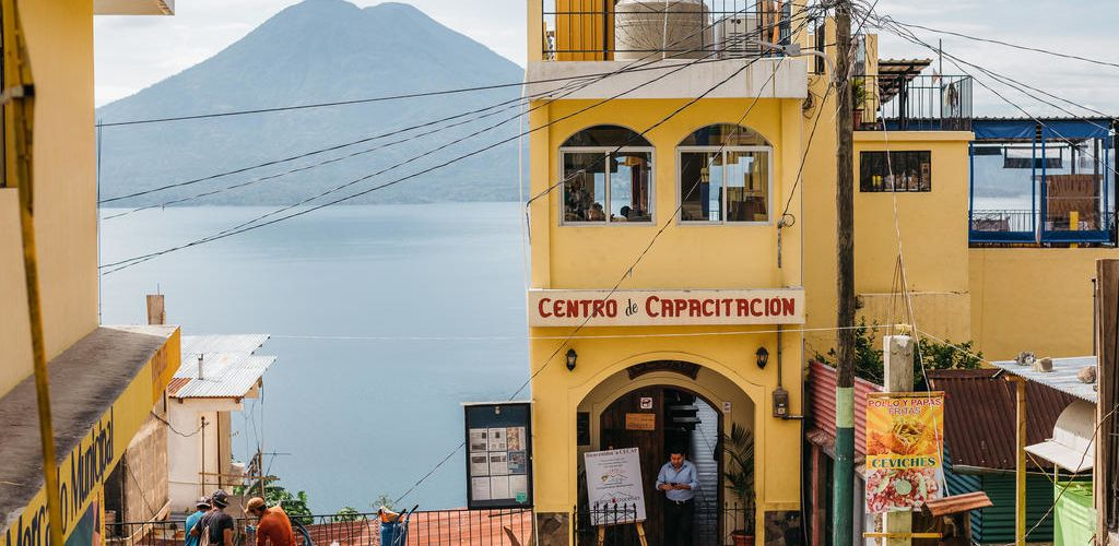 NGO Centro de Capacitacion in Guatemala
