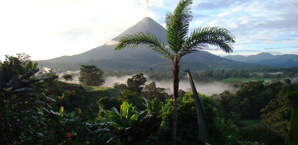 Paisaje Costa Rica
