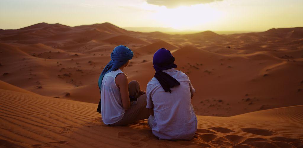 vista de Marrocos