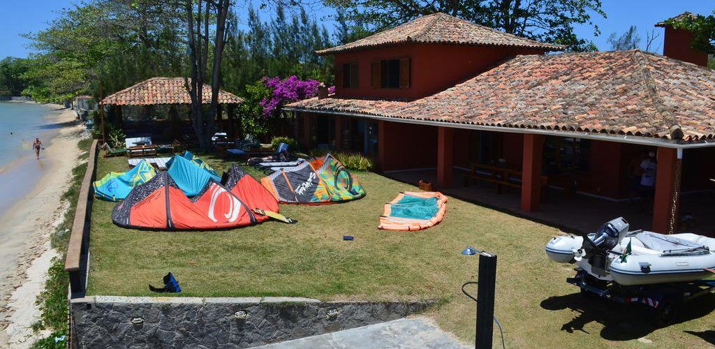 Quintal do The Search House Búzios