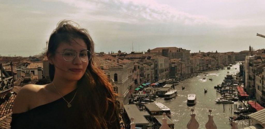 Tahina en Venecia