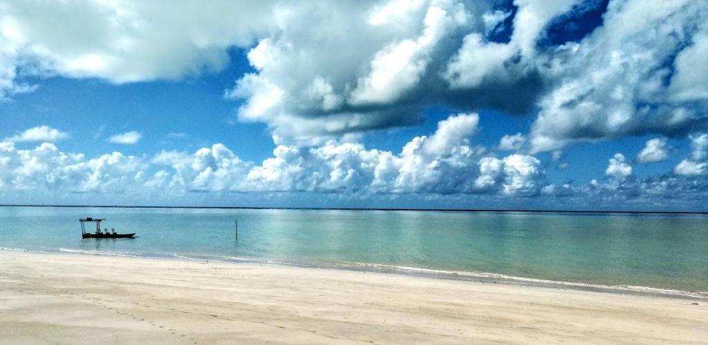 um mes como worldpacker em Alagoas
