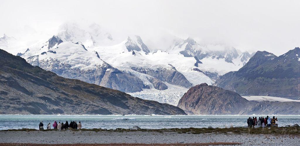 Entre os principais parques e reservas da América do Sul está o Parque Nacional Tierra del Fuego