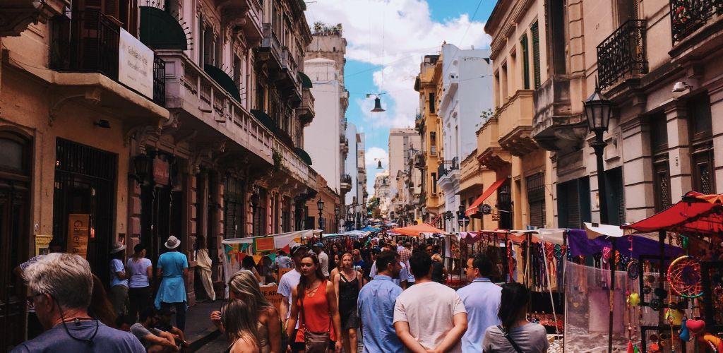 Buenos Aires é uma das melhores opções para viajar sozinha na América do Sul