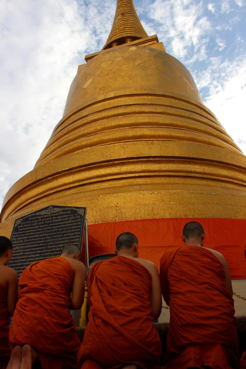 Viagem com a Worldpackers pela Tailandia