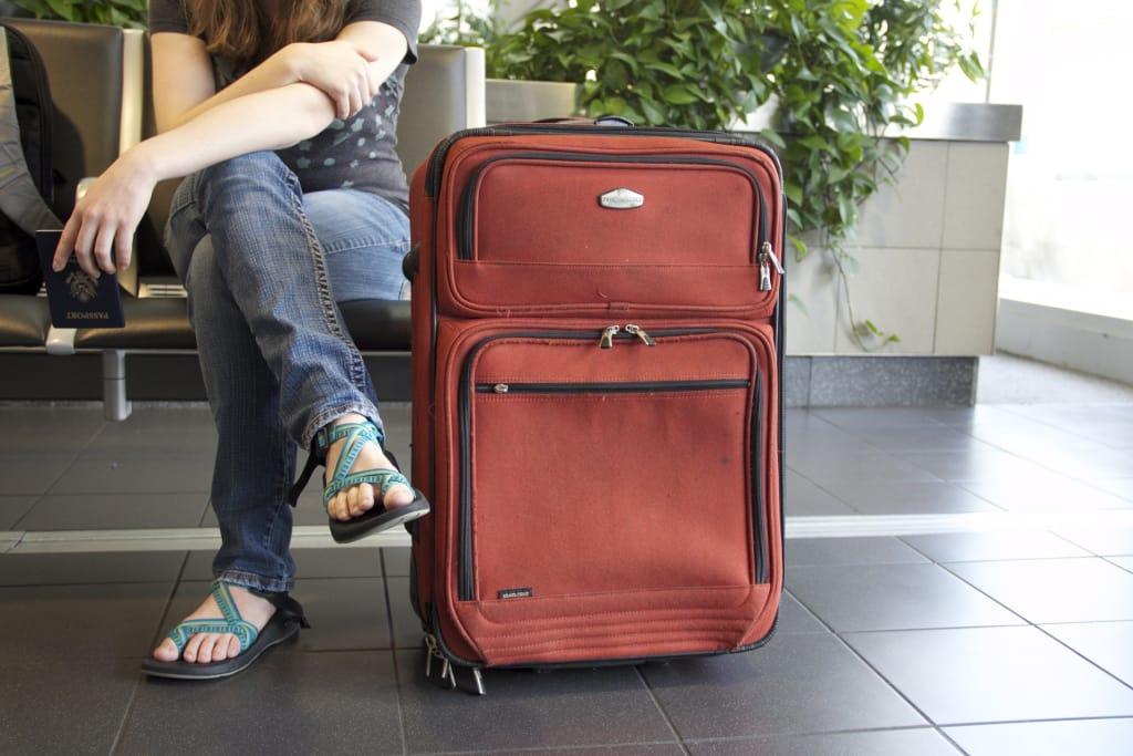 Na primeira viagem internacional, cuidado com a bagagem é fundamental