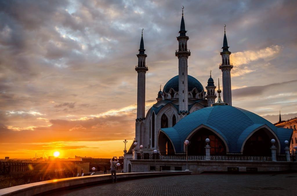 O que fazer na Rússia: conhecer as mesquitas de Kazan