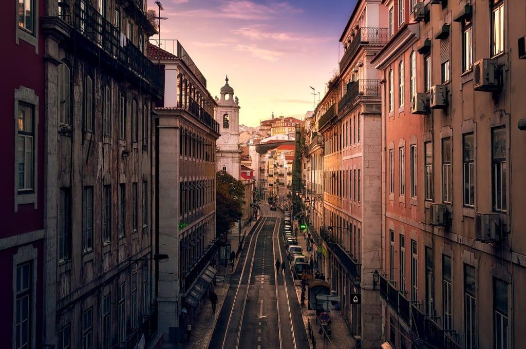 Para uma primeira viagem internacional na Europa, Lisboa é um dos destinos mais procurados