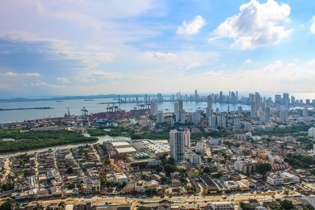 Cartagena é outra opção para viajar sozinha na América do Sul