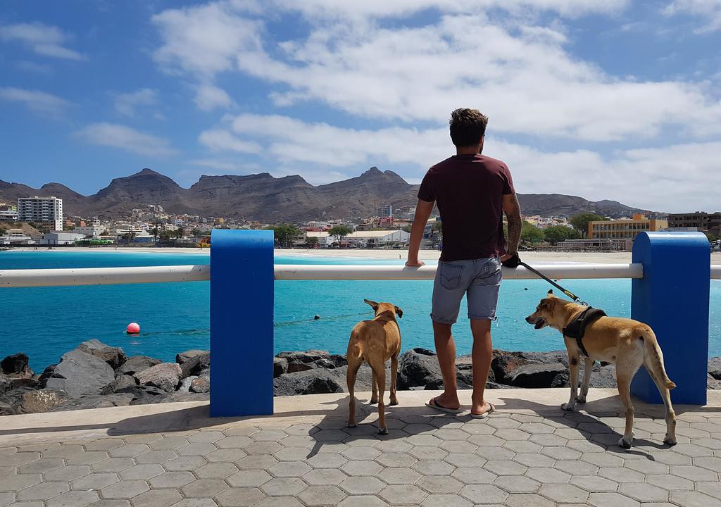 Trabalho voluntário gratuito em Cabo Verde