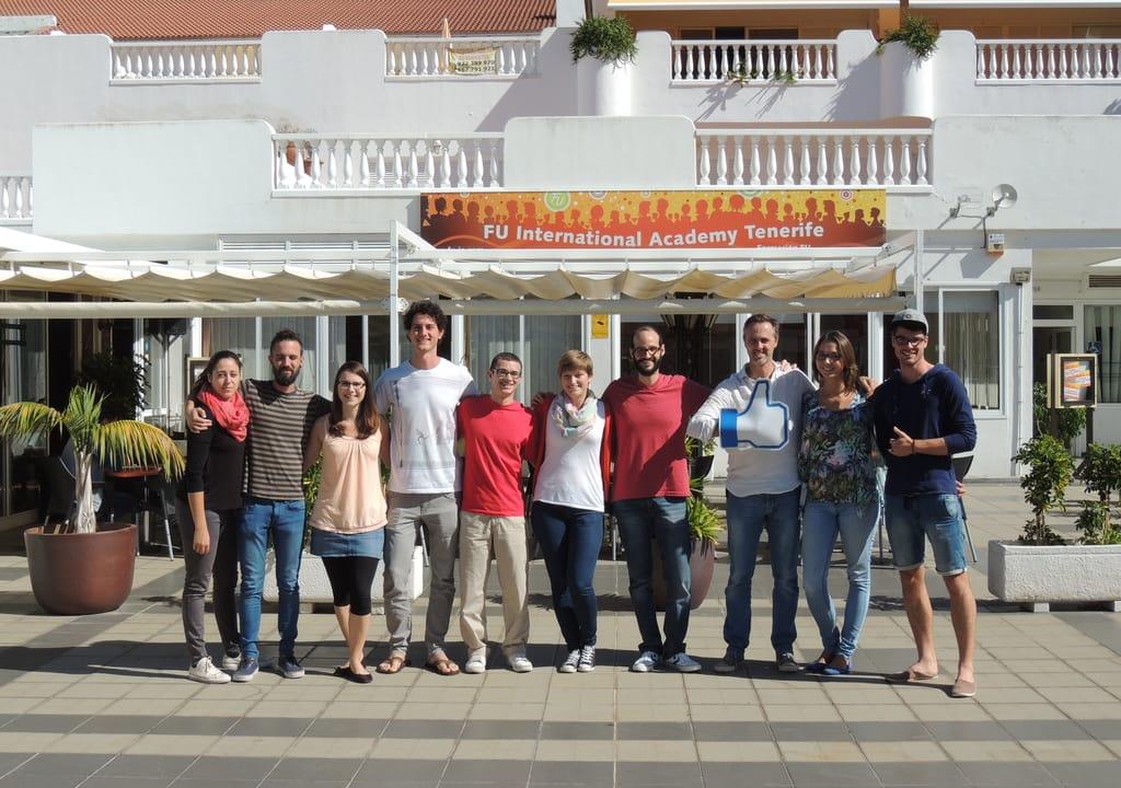 Intercâmbio de 1 mês nas Ilhas Canárias