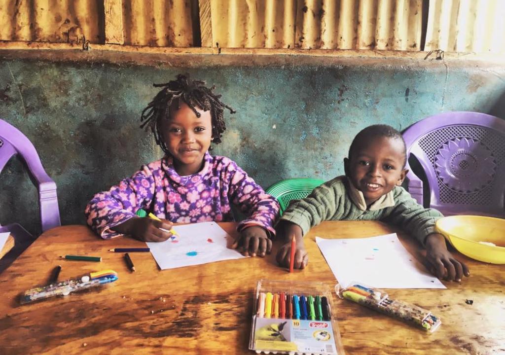 O continente mais procurado para viagem voluntária pelo mundo é a Africa