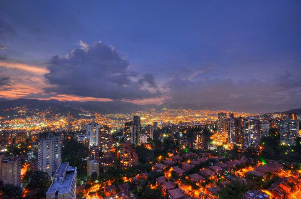 O que fazer na Colômbia: Medellín