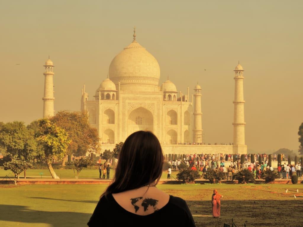 Intercambio de trabalho - India