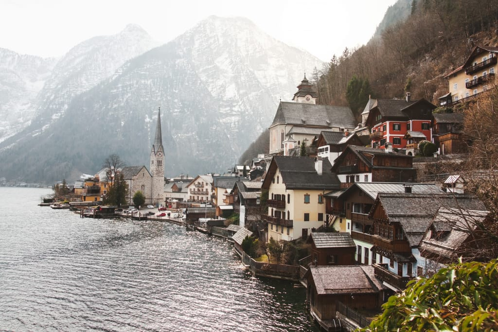 Um dos países mais seguros do mundo, a Áustria conta um com relevo montanhoso