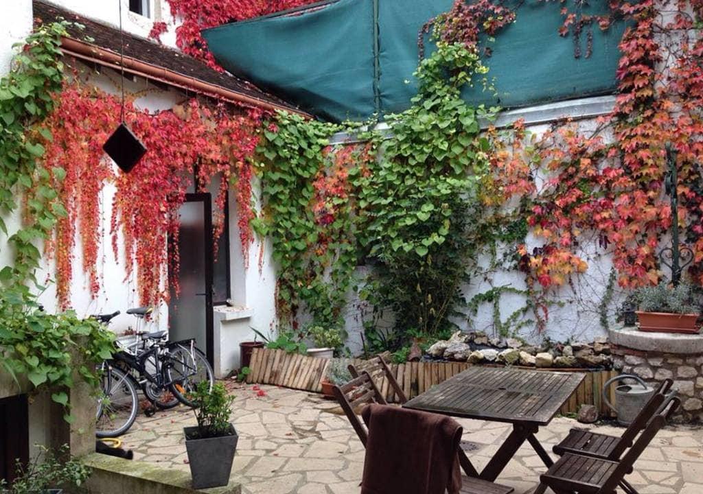 Jardim do Felicidade Hostel