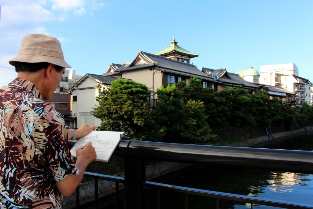 Viajando com a Worldpackers pelo Japão