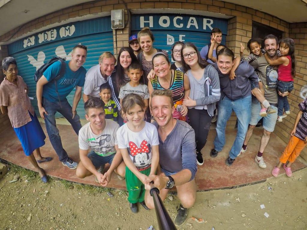 Intercambio de trabalho - Peru - Chris Kerps