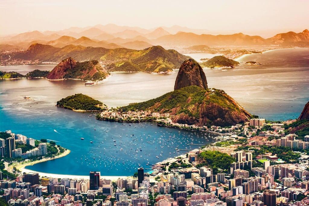 Rio de Janeiro é uma cidade para onde viajar sozinha