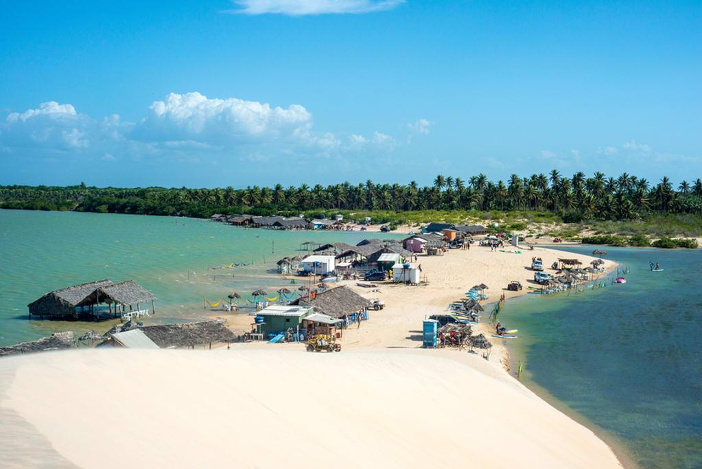 Jericoacoara é um dos destinos mais buscados para por viajantes solitarios