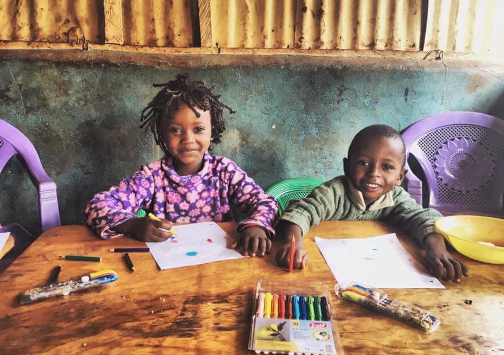 El alojamiento gratuito por el mundo puede ser una oportunidad para hacer proyecto social en Kenia.