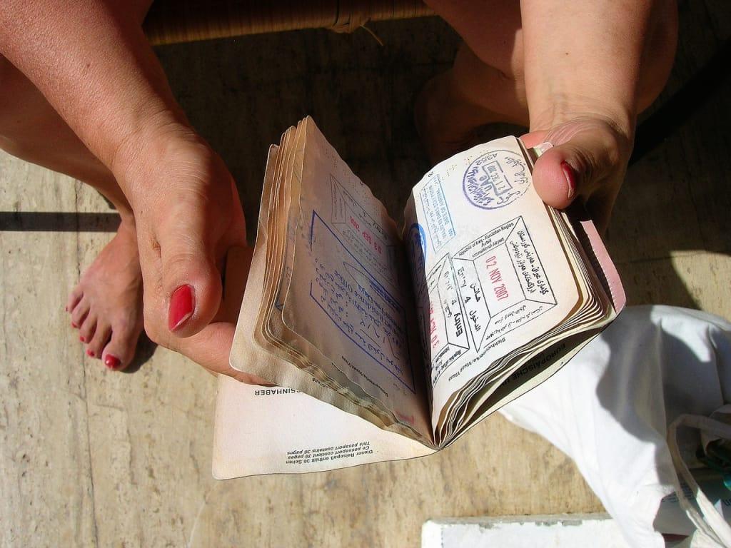 Passaporte é um documento fundamental para uma viagem internacional