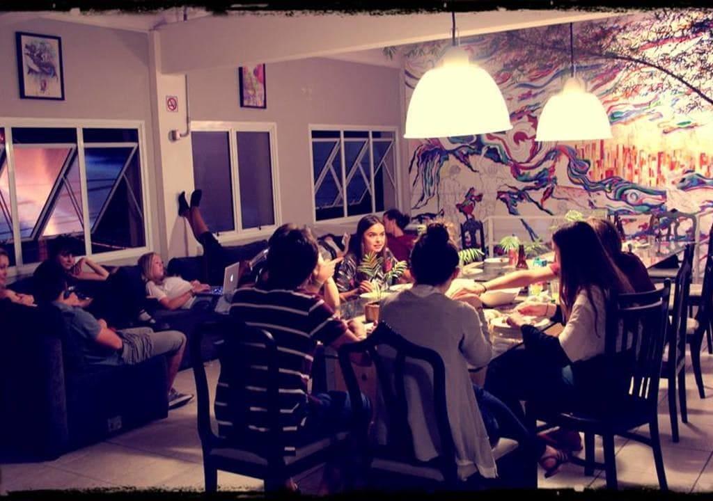 Los mejores anfitriones Worldpackers para voluntariar en el 2018 - Viva Hostel Design Sao Paulo