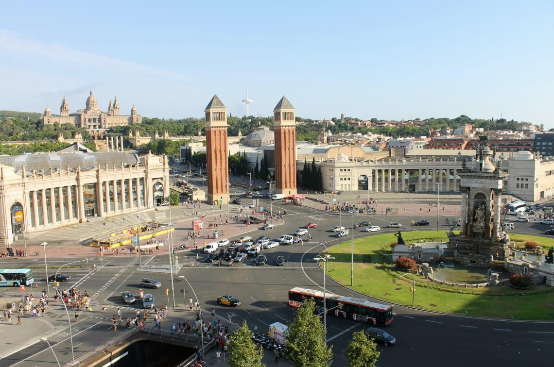 O que fazer em Barcelona: Praça Espanha