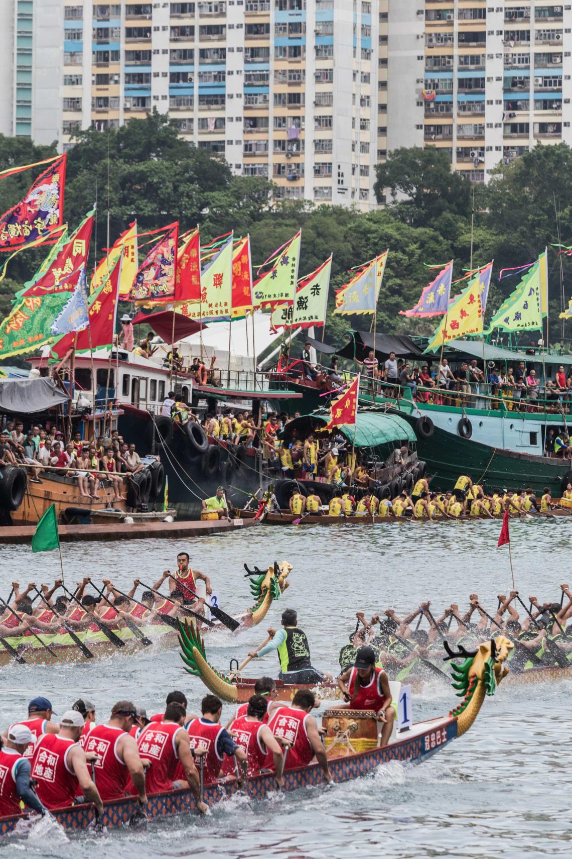 Tudo sobre Taiwan: Festival Dragon Boat