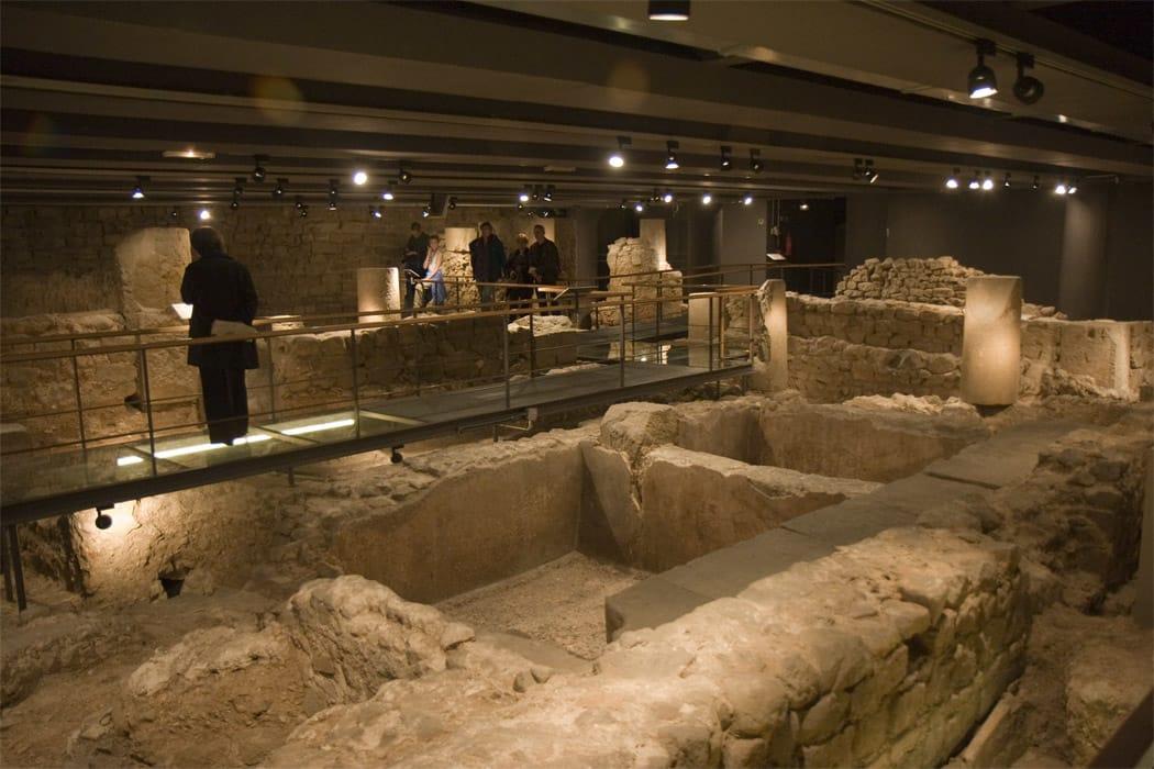 Viagem para a Espanha: Ruínas romanas