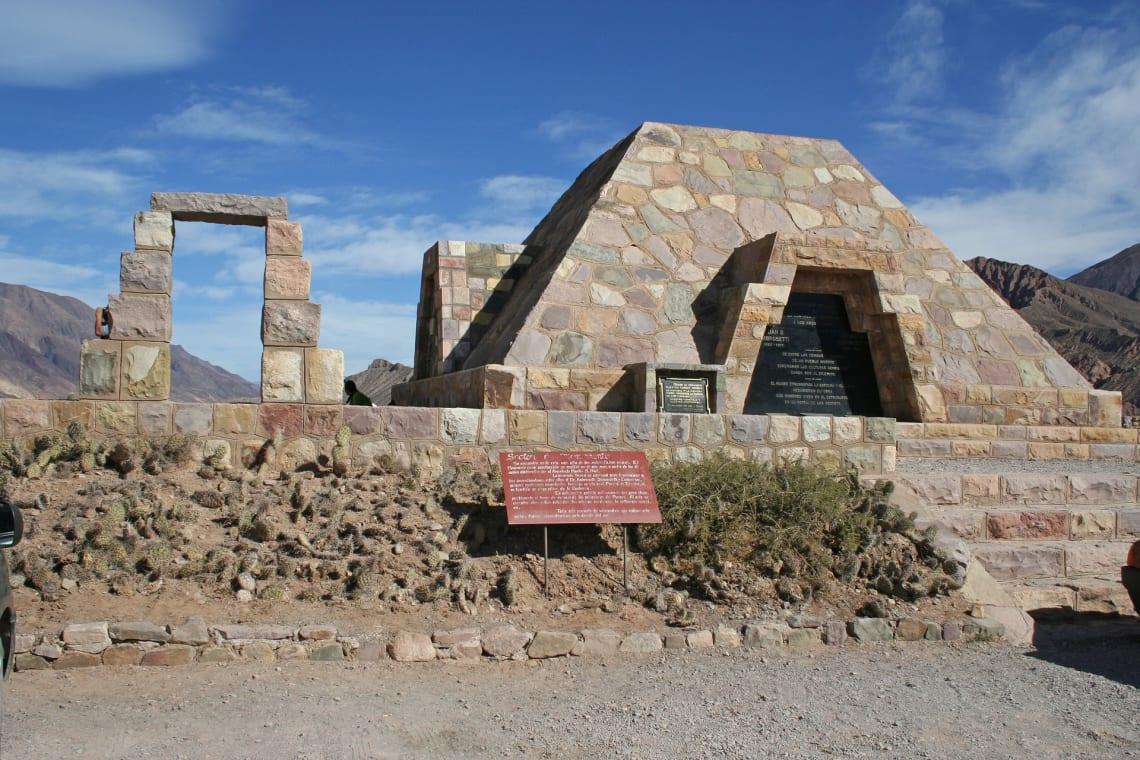 Sítios arqueológicos na América Latina: Argentina