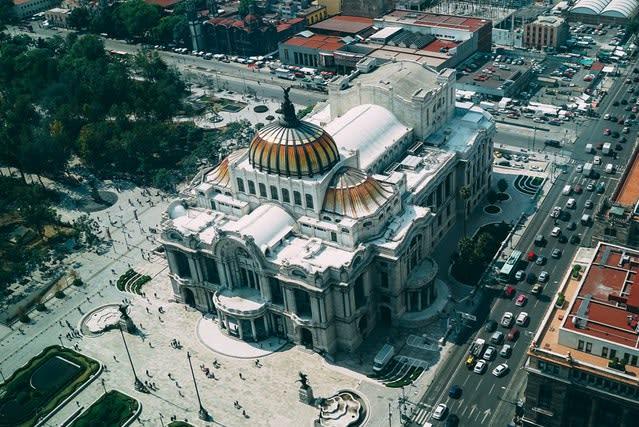 Lista de cidades na América do Sul que são boas e baratas para os nômades digitais: Cidade do México