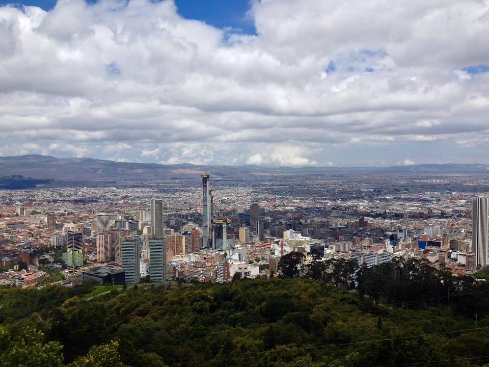 guia para viajar a Bogota - Monserrate - Worldpackers