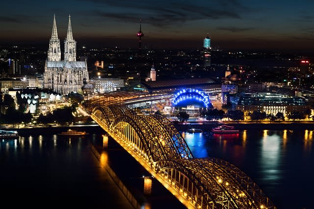 Cidades mais baratas da Europa para ser nômade digital: Colônia, Alemanha