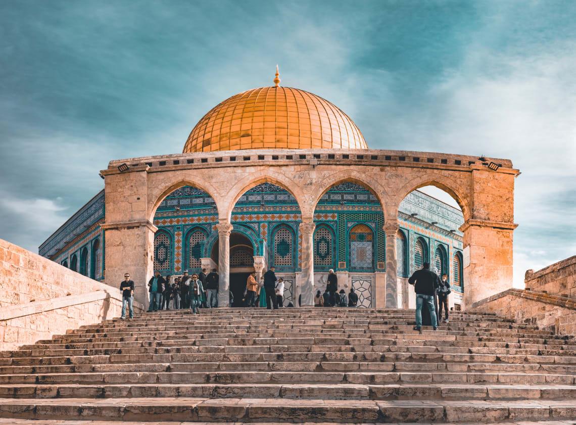 Acomodação gratuita em Israel