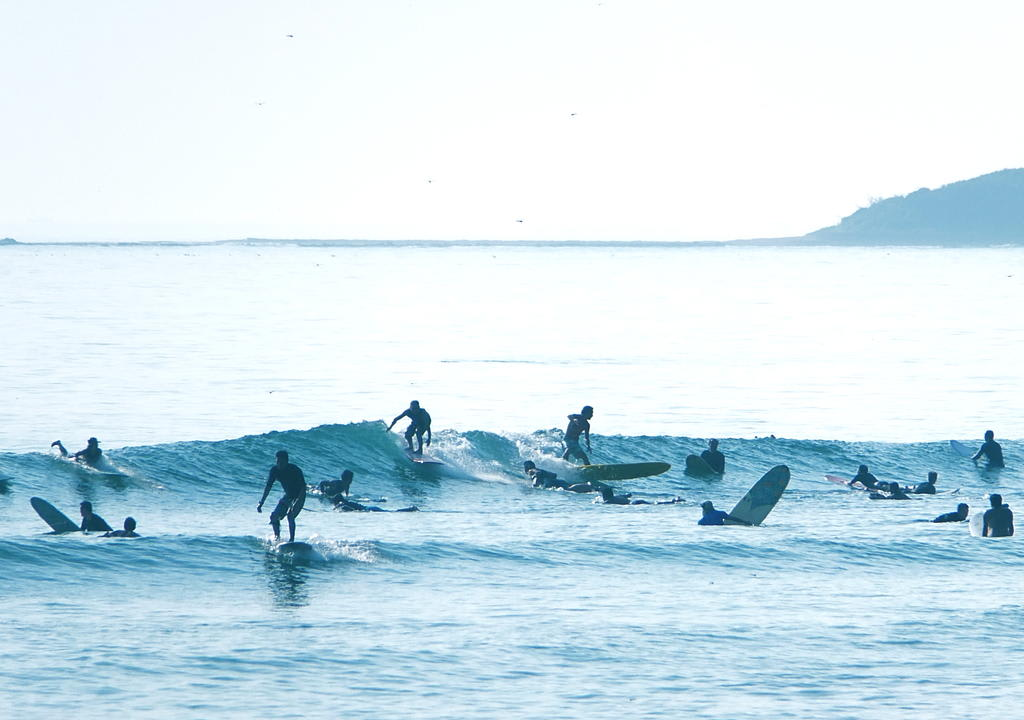 Work in a hostel and learn to surf in Japan